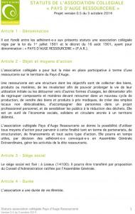 StatutsAssociationPAR