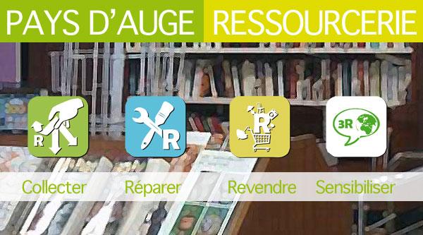 Comment soutenir le projet de ressourcerie en Pays d'Auge
