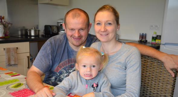 Témoignage d'une famille qui s'en est sortie grâce à une ressourcerie