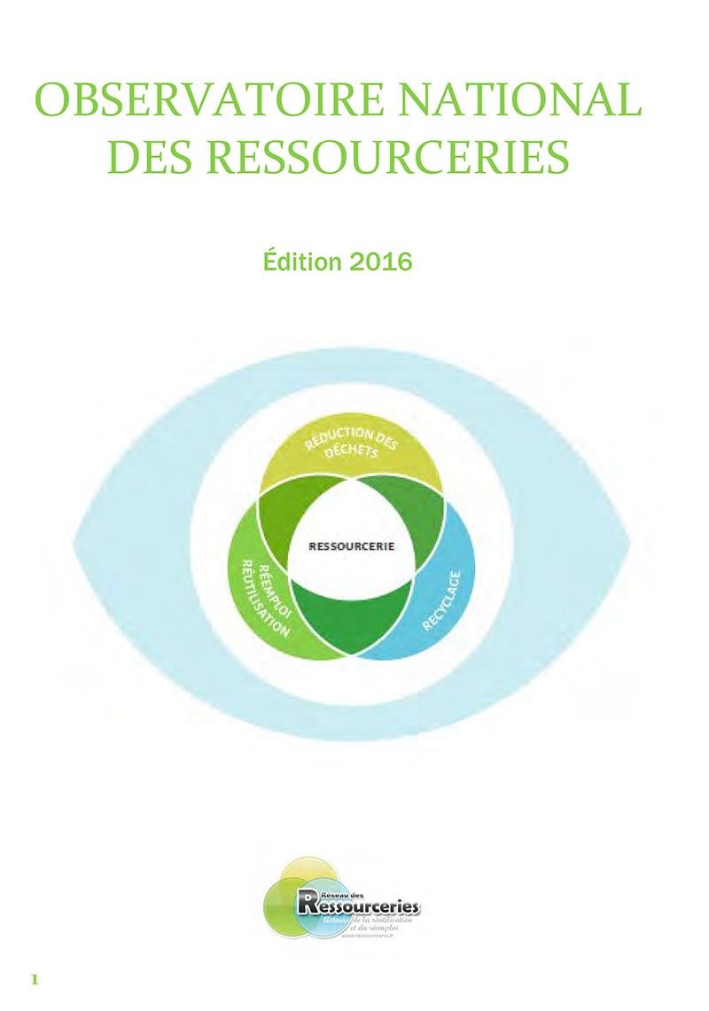 Impacts environnementaux, sociaux et économiques des ressourceries